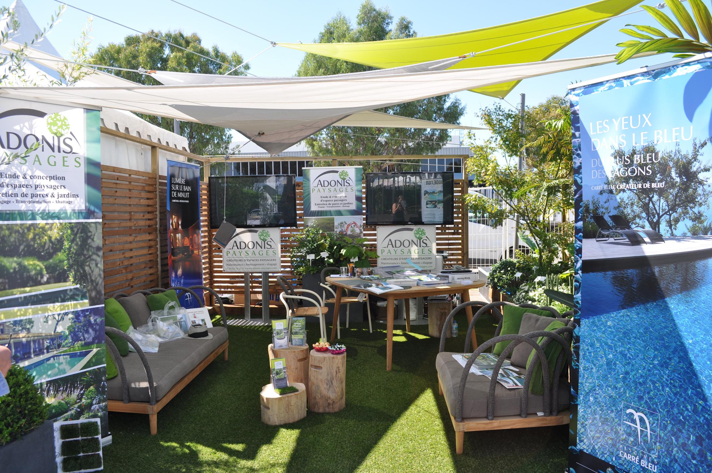 Septembre 2015 salon piscine spa jardin adonis paysages for Salon piscine et jardin