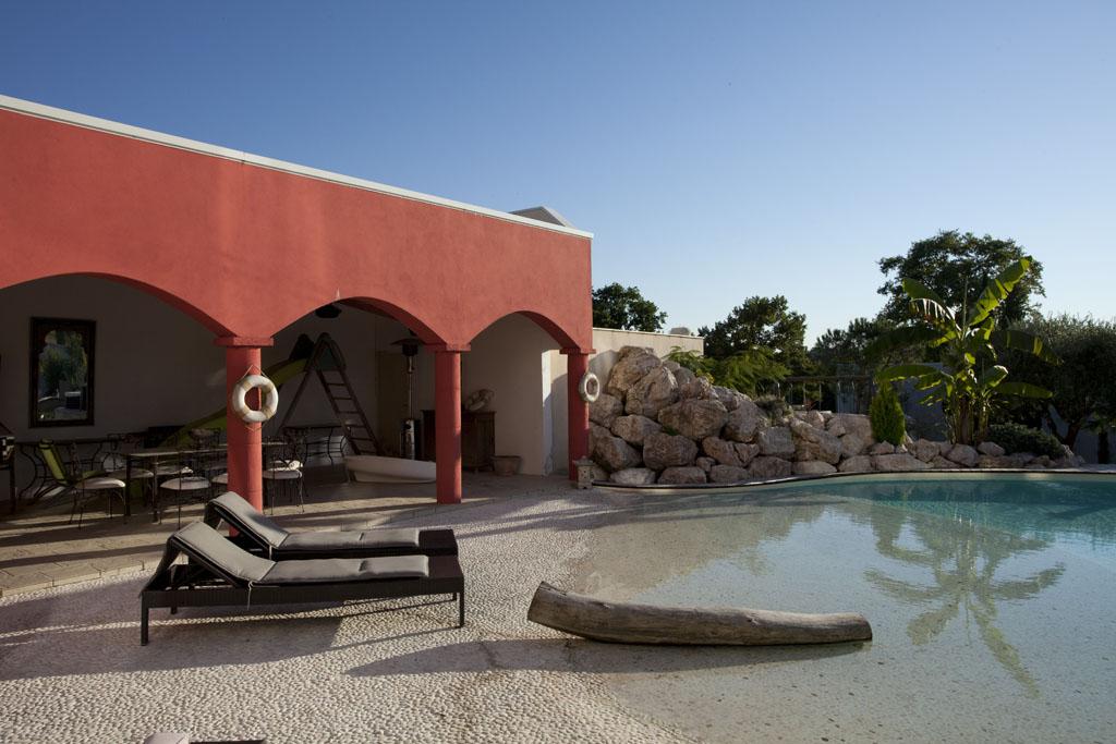 Construction r novation de piscines adonis paysages for Construction piscine plage