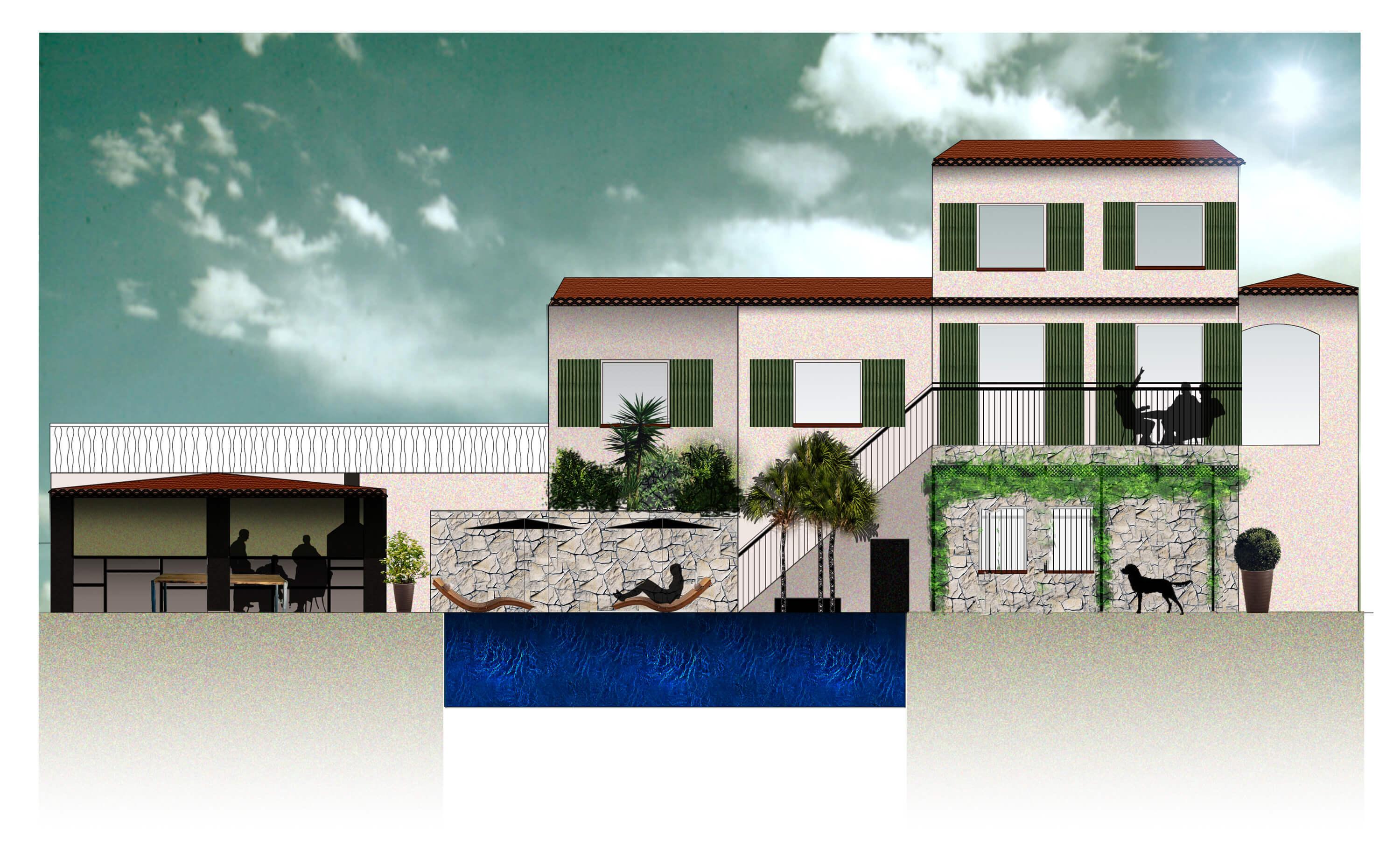 bureau d 39 tudes paysag res adonis paysages. Black Bedroom Furniture Sets. Home Design Ideas