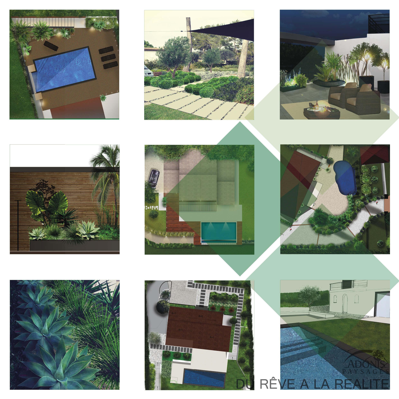 pr sentation bureau d 39 tudes paysag res adonis paysages. Black Bedroom Furniture Sets. Home Design Ideas